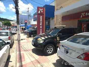 Polícia Federal cumpre mandatos de prisão e busca em Catu - Fala Simões Filho
