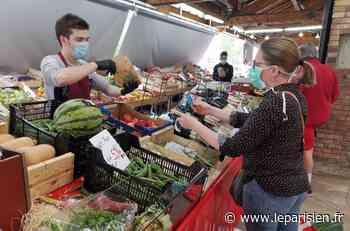 Retour du marché à Gif-sur-Yvette : «C'est un vrai bonheur !» - Le Parisien