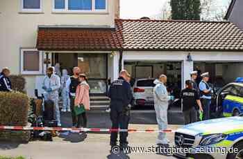 Verbrechen in Holzgerlingen - Polizei rätselt über dreifachen Leichenfund - Stuttgarter Zeitung