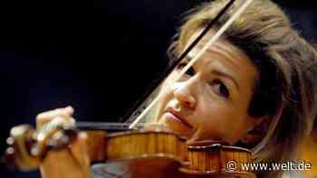 Konzerte und Anne-Sophie Mutter auf Martha-Argerich-Festival - DIE WELT