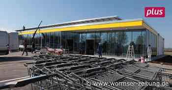 """Neueröffnung des """"Netto""""-Supermarktes in Armsheim am 24. März - Wormser Zeitung"""
