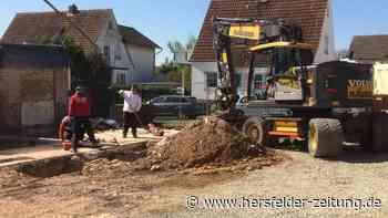 An Mehrzweckhalle: Betreuungsraum in Asbach wird gebaut   Bad Hersfeld - hersfelder-zeitung.de