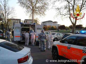 Sospetto caso di Covid-19 in albergo a Castel Maggiore. Vigili del fuoco sul posto assieme al 118 - Bologna 2000