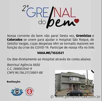 Notícias | Notícias: getulio-vargas-unindo-forcas-para-vencer-o-coronavirus - Jornal Bom Dia