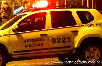 Notícias | Notícias: entregador-e-assaltado-em-getulio-vargas - Jornal Bom Dia