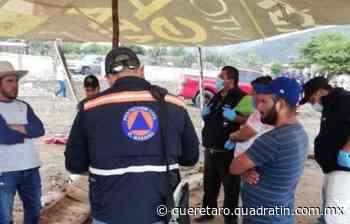 Clausuran otro palenque en El Marqués - Quadratín Querétaro