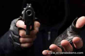 Detenido sujeto en Guacara por serie de robos a mano armada - El Carabobeño