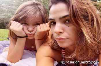 Agustina Cherri y su hija Muna jugaron a ser Susana y Moria en un divertido video - Rosario Nuestro