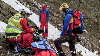 Mann (35) verletzt sich bei Wanderung am Wendelstein - Bergwacht Brannenburg rückt aus - rosenheim24.de