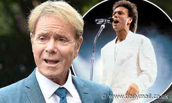 Cliff Richard, 79, claims radio stations SNUB his music for 'younger singers' - Daily Mail