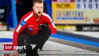 Nach Absage der Frauen-WM – Curling-WM der Männer fällt ebenfalls ins Wasser - Schweizer Radio und Fernsehen (SRF)