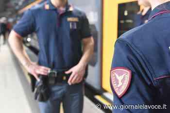 SANTHIA'. Maltempo: cade una vetrata sulla stazione, ferito un poliziotto - giornalelavoce