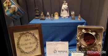 Zur Kevelaer-Bruderschaft: Neue Exponate in den Sakristeifenstern - Aachener Zeitung