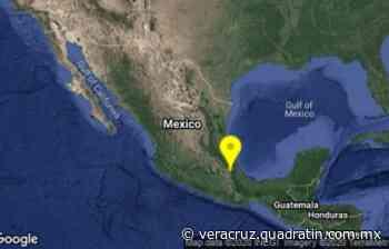 Reportan sismo de 4.0 grados en Perote - Quadratín Michoacán
