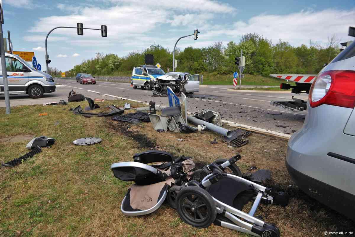 Unfall: Sechs Verletzte bei Unfall in Waltenhofen - Waltenhofen - all-in.de - Das Allgäu Online!