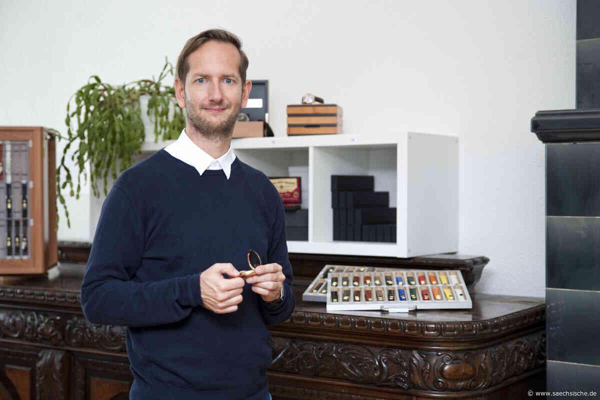 Uhrenhändler kommt nach Kesselsdorf - Sächsische Zeitung