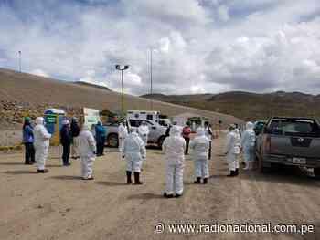 Fiscalía exhorta asumir medidas de prevención por covid-19 en Chivay - Radio Nacional del Perú