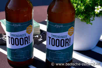Bier aus Emmendingen ist mit einem Schuss Elz-Quellwasser angereichert - Gastronomie - Badische Zeitung
