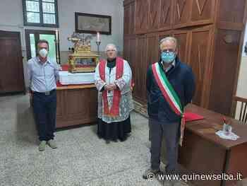 Omaggio a San Cristino, patrono di Portoferraio - Qui News Elba