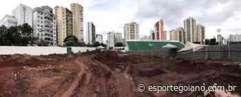 Sem novas restrições, Goiás projeta entrega de obras da Serrinha em agosto - Esporte Goiano