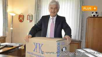 Mit Albert Lohner geht ein Visionär mit neuen Zielen - Augsburger Allgemeine