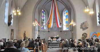 Ab 1. Mai in der GdG Simmerath: Gottesdienste unter strengen Regeln - Aachener Zeitung