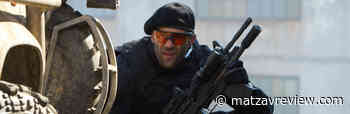 Jason Statham abandons the comedy, what would you do with Kevin Hart - Matzav Review