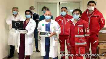 MONDOVI'/ Dalla Cri attrezzature in dono al reparto di Anestesia e Rianimazione dell'ospedale - Cuneocronaca.it