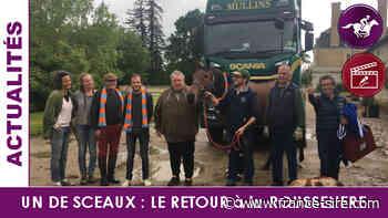 Un de Sceaux : le grand retour du crack au Haras de la Rousselière - France-sire