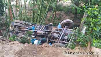 Accidente se produjo en el sector urbano de Campoalegre - Noticias
