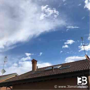 Foto Meteo: Fotosegnalazione Di Marcallo Con Casone - 3bmeteo