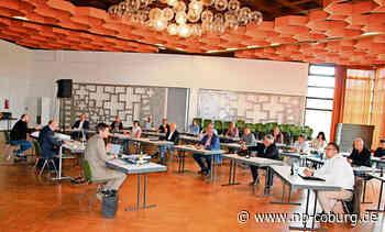 Hofheim: Ein kompliziertes Haushalts-Jahr - Neue Presse Coburg