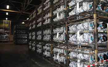 Blanquefort : reprise partielle du travail à l'usine Getrag - Sud Ouest