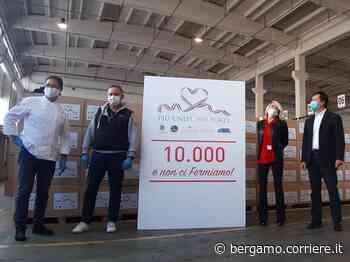 Coronavirus a Bergamo: viveri a 10 mila famiglie in difficoltà. Chicco Cerea: «E non ci fermiamo» - Corriere Bergamo - Corriere della Sera