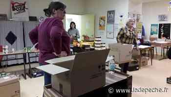 Gramat. Restos du Cœur : des familles supplémentaires accueillies - ladepeche.fr