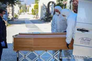 Murici registra a primeira morte por coronavírus - BR 104