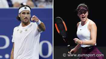 'It's the right time to do it' - Elina Svitolina and Feliciano Lopez approve of ATP-WTA merger - Eurosport - INTERNATIONAL (EN)