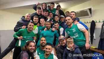 Vendargues : les footballeurs seniors du PIV accèdent à la Régionale 1 - Midi Libre