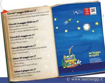 Al via il Maggio dei Libri 2020 a Bastia Umbra, diretta streaming - Bastia Oggi