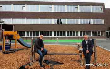 """Basisschool De Klinker heropent in nieuwbouw: """"Goed voor de kinderen, want hier is veel meer ruimte"""" - Gazet van Antwerpen"""