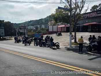 Serra Negra proíbe estacionamento de motos de outros municípios - Jornal Bragança Em Pauta
