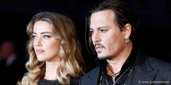 The 911 Call About Johnny Depp & Amber Heard's Abusive Fight Has Been Released