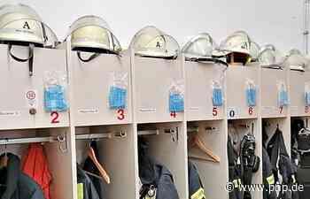 Schutz gegen Coronavirus: Die Feuerwehr trägt jetzt Dirndlstoff - Passauer Neue Presse