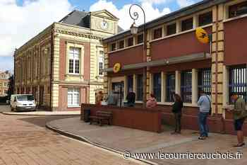 Saint-Romain-de-Colbosc. Réouverture du bureau de poste de la commune - Le Courrier Cauchois