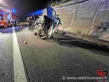 ORBASSANO – Incidente in tangenziale, ferito un 35enne di Montanaro (FOTO) - ObiettivoNews