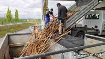 Pays chaunois : la déchetterie rouvre... d'abord pour les artisans, à Tergnier - L'Union