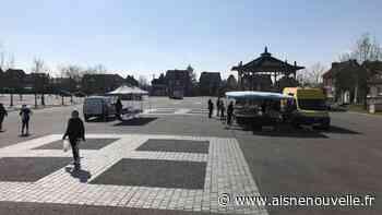 Le marché de Tergnier autorisé à rouvrir à partir de ce dimanche 3 mai - L'Aisne Nouvelle