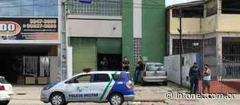 PM recebe denúncia e flagra academia funcionando no Siqueira Campos - Infonet