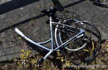 POL-EL: Wietmarschen/Lohne - Zerstörtes Fahrrad aufgefunden - Presseportal.de