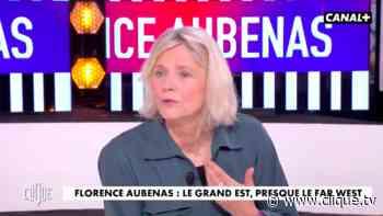 """CLIQUE (28/04/2020) : La grand reporter Florence Aubenas, """"The Hate U Give"""" et Les Mots d'Oxmo Puccino - CLIQUE"""